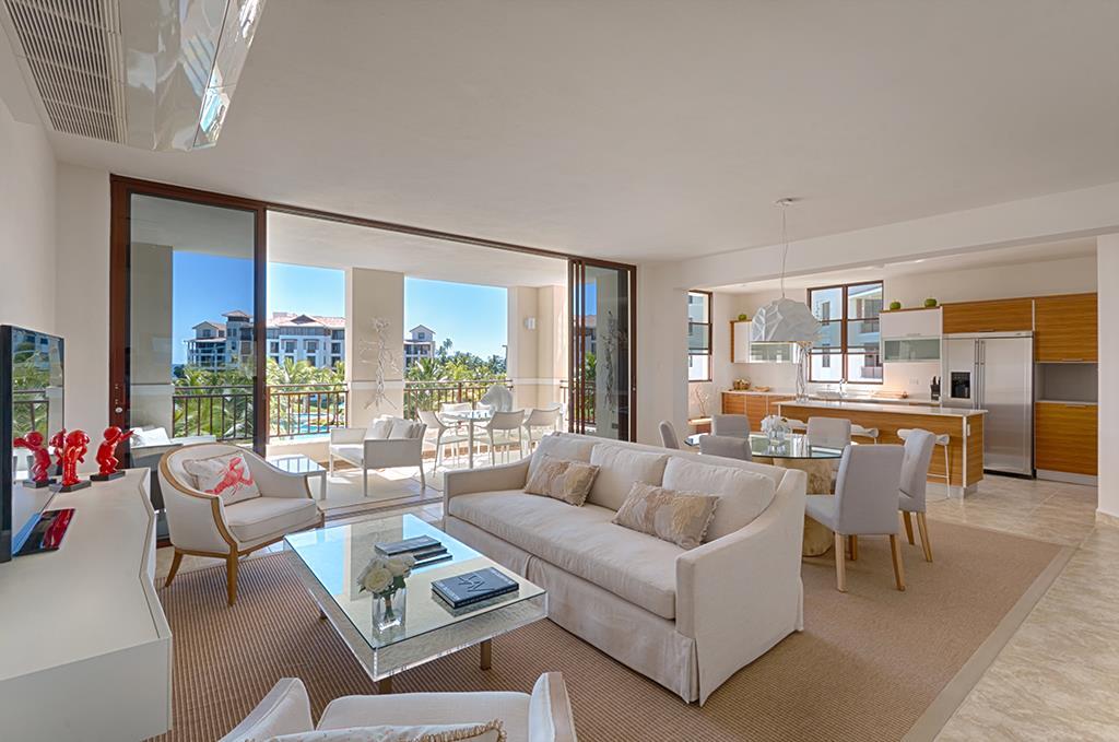 San Juan, PR. Spacious Open Air Living Room U2013 Solarea Beach Resort, 238  Candelero Dr, Palmas