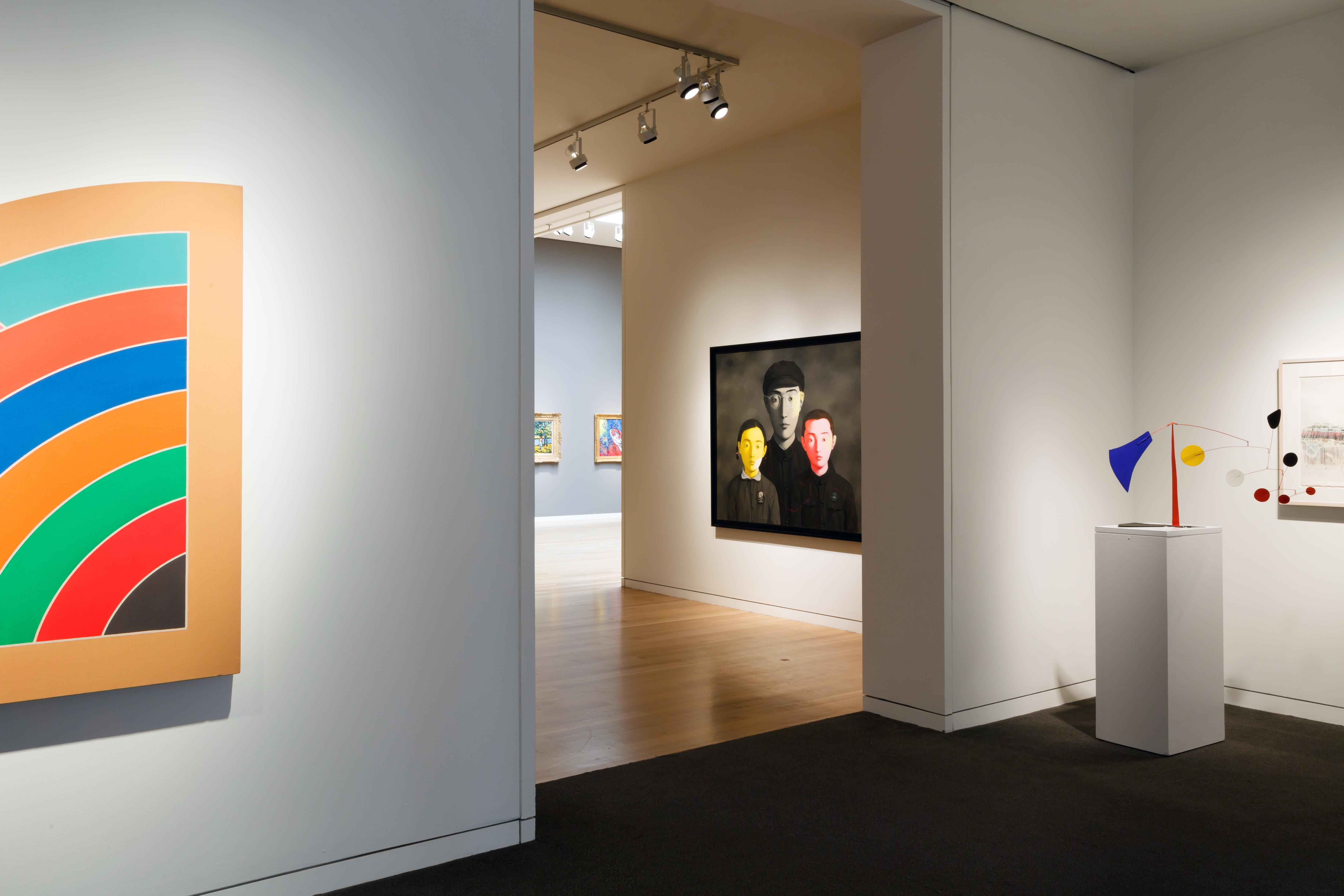 Colin Miller Art in Gallery - Sotheby's Auction House